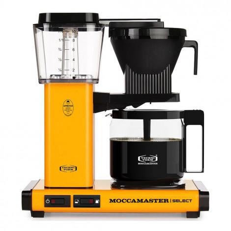 "Filtra kafijas automāts Moccamaster ""KBG 741 Select yellow pepper"""