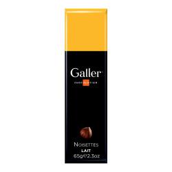 "Chocolate bar Galler ""Milk Hazelnuts"", 1 pc."