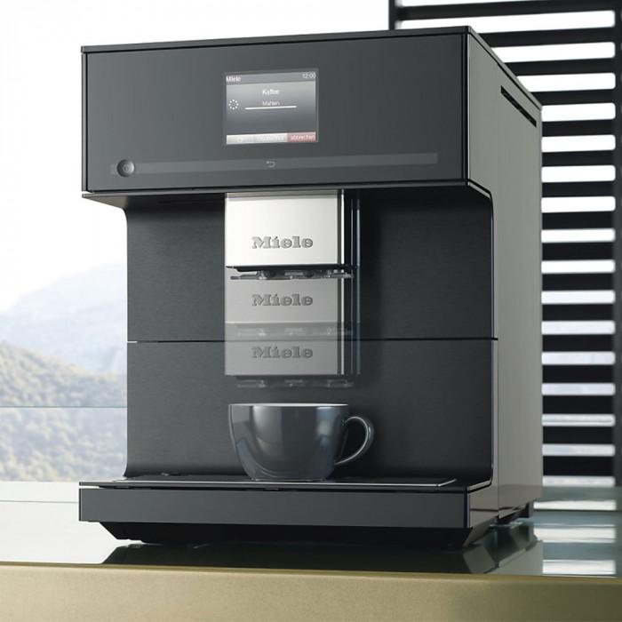 "Kavos aparatas Miele ""CM 7750 Obsidian Black"""