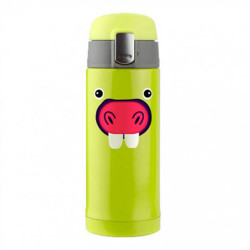 "Thermo bottle Asobu ""Peek-A-Boo Light Green"", 200 ml"