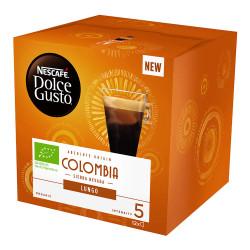 "Kavos kapsulės NESCAFÉ Dolce Gusto ""Lungo Colombia"", 12 vnt."