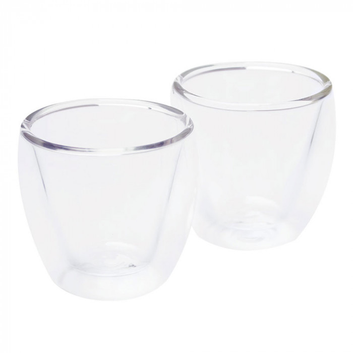 Coffee Mate's Espresso glass set, 2 pcs.