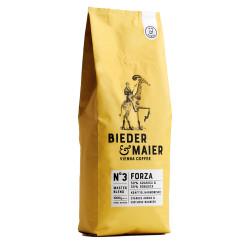 """Kaffeebohnen Bieder & Maier Master Blend """"N°3 FORZA"""", 250 g"""