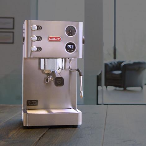 """Ekspozīcijas kafijas automāts Lelit """"Series 3200 EP3241/50"""""""