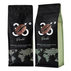 "Coffee beans set ""Parallel 36"", 2 kg"