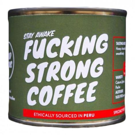 "Kawa ziarnista Fucking Strong Coffee ""Peru"", 250 g"