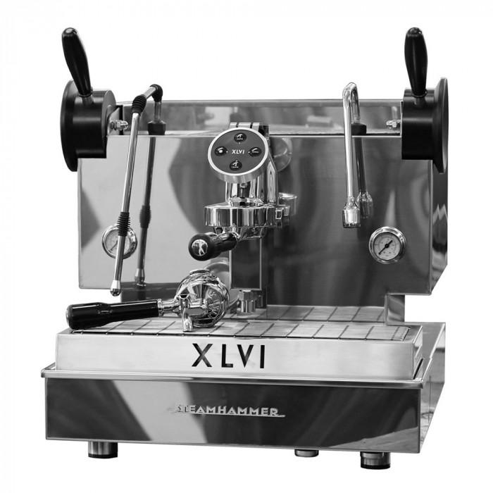 "Kafijas aparāts XLVI ""Electronic Steamhammer"" vienas grupas"