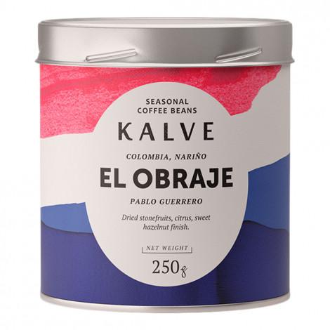 """Specializētās kafijas pupiņas Kalve """"El Obraje"""" – 250 g"""