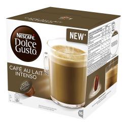 """Kavos kapsulės NESCAFÉ Dolce Gusto """"Café Au lait Intenso"""", 16 vnt."""