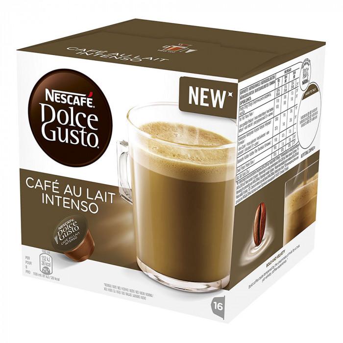 "Kohvikapslid NESCAFÉ Dolce Gusto ""Café Au lait Intenso"", 16 tk."