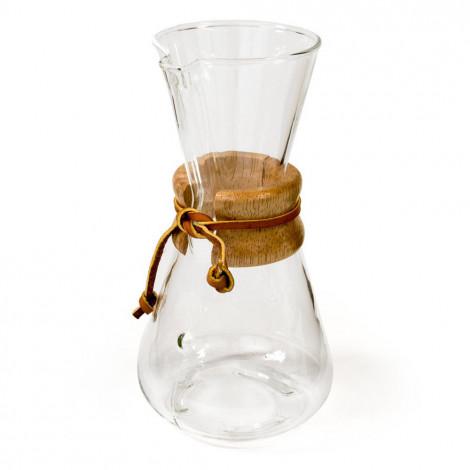 """Kafijas karafe Chemex """"Classic"""", 3 tasītēm"""