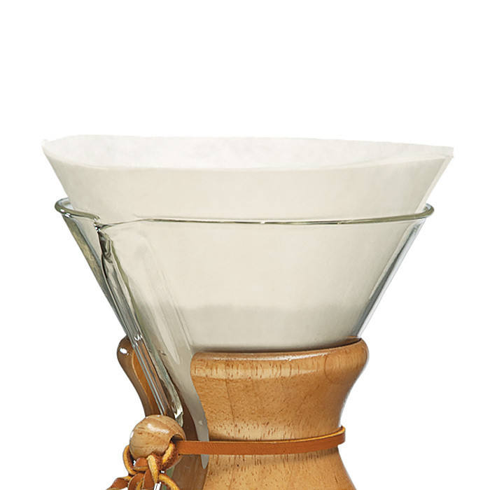 "Coffee filters Chemex ""Pre-folded circles"""