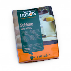 "Coffee pads Café Liégeois ""Sublime"", 36 pcs."