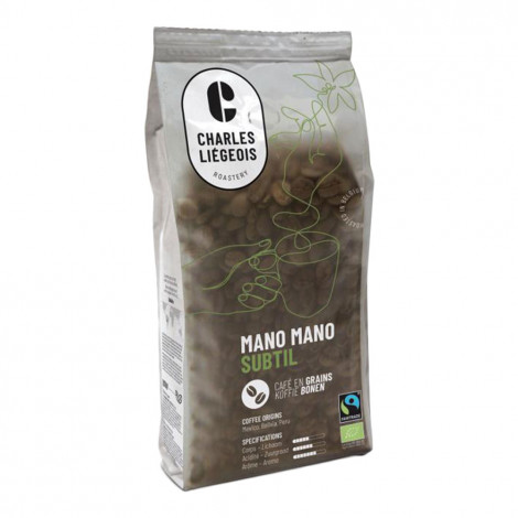 "Kawa ziarnista Charles Liégeois ""Mano Mano Subtil"", 250 g"