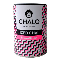 "Instant tea Chalo ""Strawberry Iced Chai"", 300 g"