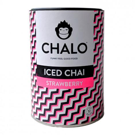 """Löslicher Tee Chalo """"Strawberry Iced Chai"""", 300 g"""