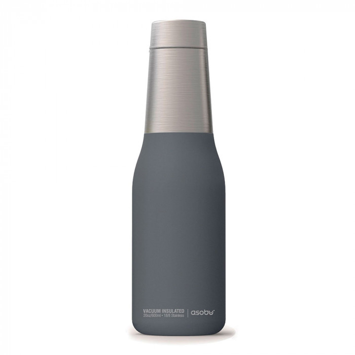 "Thermobecher Asobu ""Oasis Grey"", 600 ml"