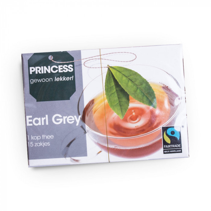 "Tea Princess ""Earl Grey"""
