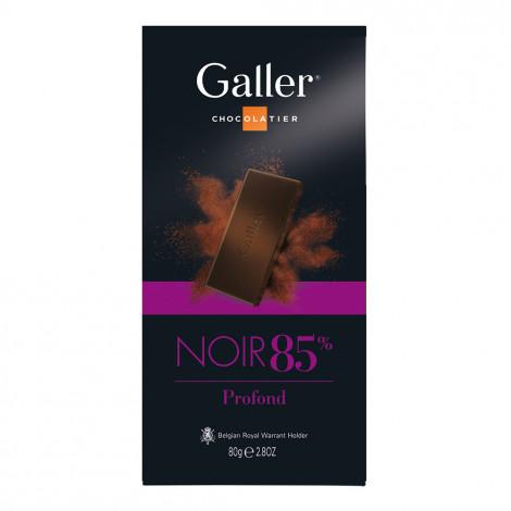 """Czekolada Galler """"Dark 85%"""", 80 g"""