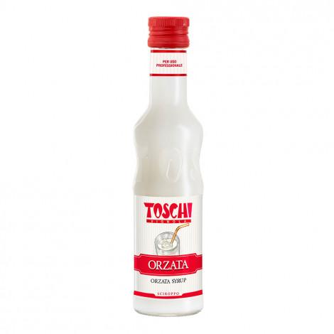 "Sirup Toschi ""Orzata"", 250 ml"