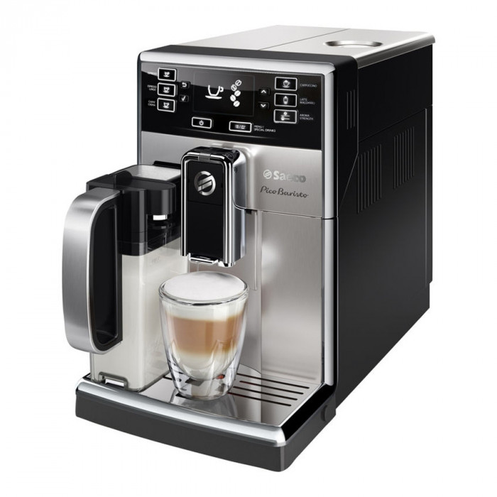 "Kaffeemaschine Saeco ""PicoBaristo One Touch HD8927/09"""