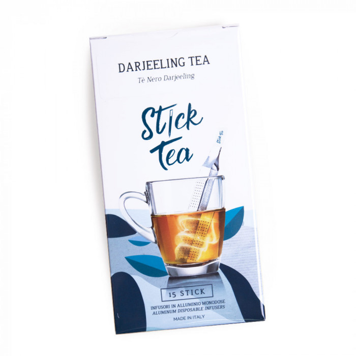"Black Stick Tea ""Darjeeling Tea"", 15 pcs."