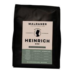 """Kaffeebohnen Maldaner Coffee Roasters """"Heinrich"""" 1 kg"""