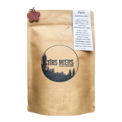 """Specializētās kafijas pupiņas bez kofeīna Tīrs Miers """"Peru"""" 200 g"""