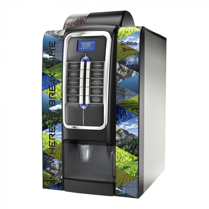 "Vending coffee machine Necta ""Solista ESB5A-R/DQ"""