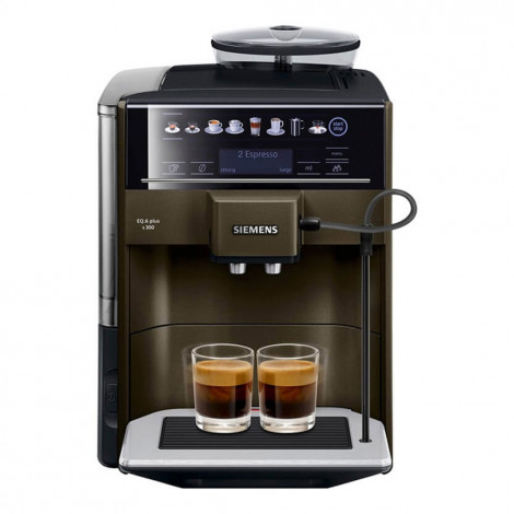 """Ekspres do kawy Siemens """"TE653318RW"""""""