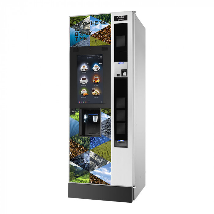"Vending coffee machine Necta ""Canto Touch DC ESB7-R/DQ"""