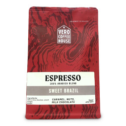 "Ground coffee Vero Coffee House ""Sweet Brazil"", 200 g"