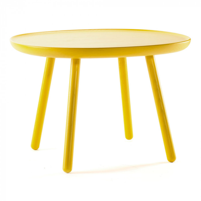 """Coffee table EMKO """"Naive D640 Yellow"""""""