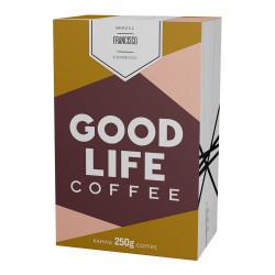 "Kahvipavut Good Life Coffee ""Brazil Francisco da Bela Vista"", 250 g"