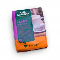 """Coffee pads Café Liégeois """"Équilibré"""", 36 pcs."""