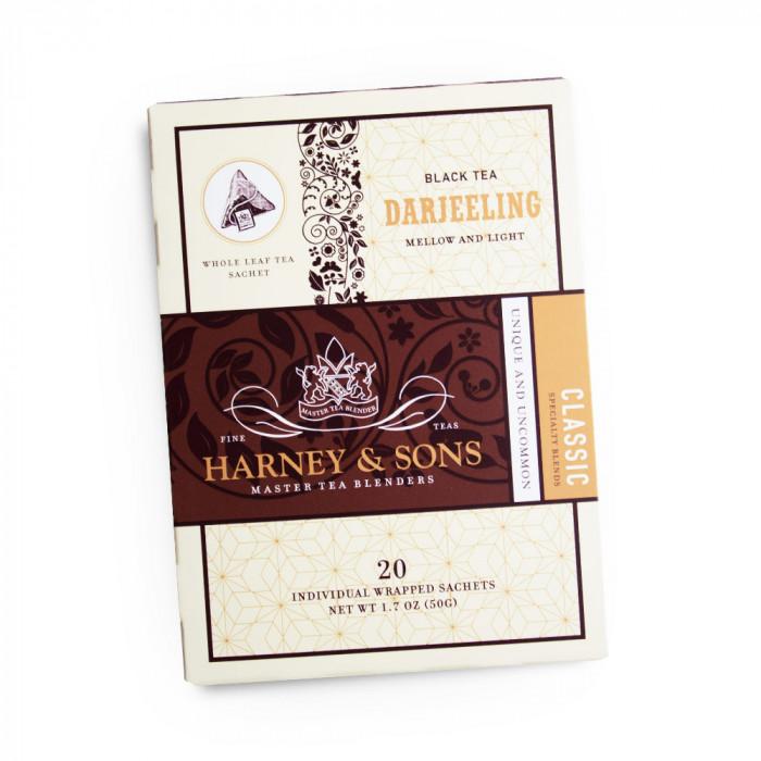 "Black tea Harney&Sons ""Darjeeling Blend"""