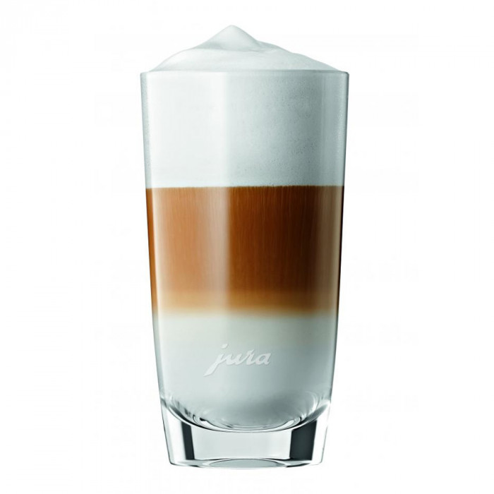 Szklanki do Latte macchiato Jura, 270 ml, 2 szt.