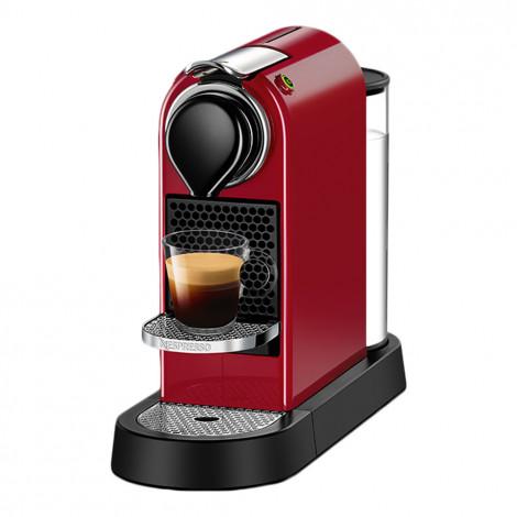 "Kohvimasin Nespresso ""Citiz Cherry Red"""