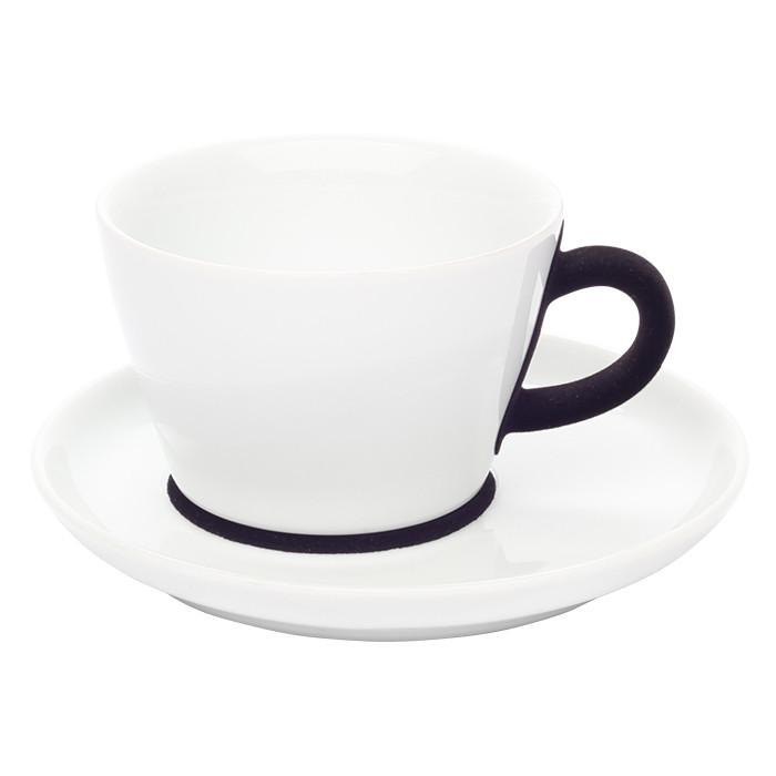"Kavos puodelis Kahla ""Cappuccino Black"", 250 ml"