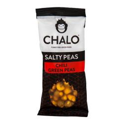 """Suolainen hernevälipala """"Chili Green Peas"""", 40 g"""