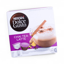 "Tea capsules NESCAFÉ Dolce Gusto ""Chai Tea Latte"""