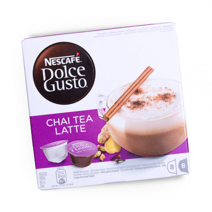 """Tējas kapsulas NESCAFÉ Dolce Gusto """"Chai Tea Latte"""""""