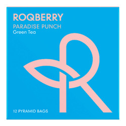 "Tee Roqberry ""Paradise Punch"", 12 tk."