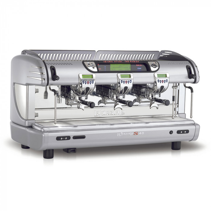 "Coffee machine LaSpaziale ""S40 Seletron TA"", three groups"