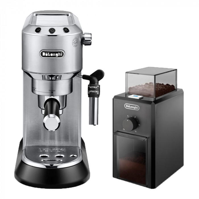"Coffee machine De'Longhi ""EC 685.M"" + ""KG79"""