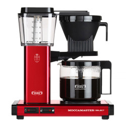 "Filter coffee maker Technivorm ""KBG 741 Select Metallic Red"""