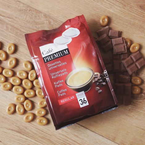 "Kavos pagalvėlės Coffee Premium ""Regular"", 36 vnt."