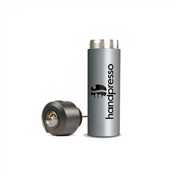 "Thermo-flask Handpresso ""Pump Silver"""