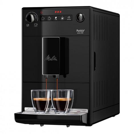 "Kavos aparatas Melitta ""Purista F23/0-002 Pure Black"""
