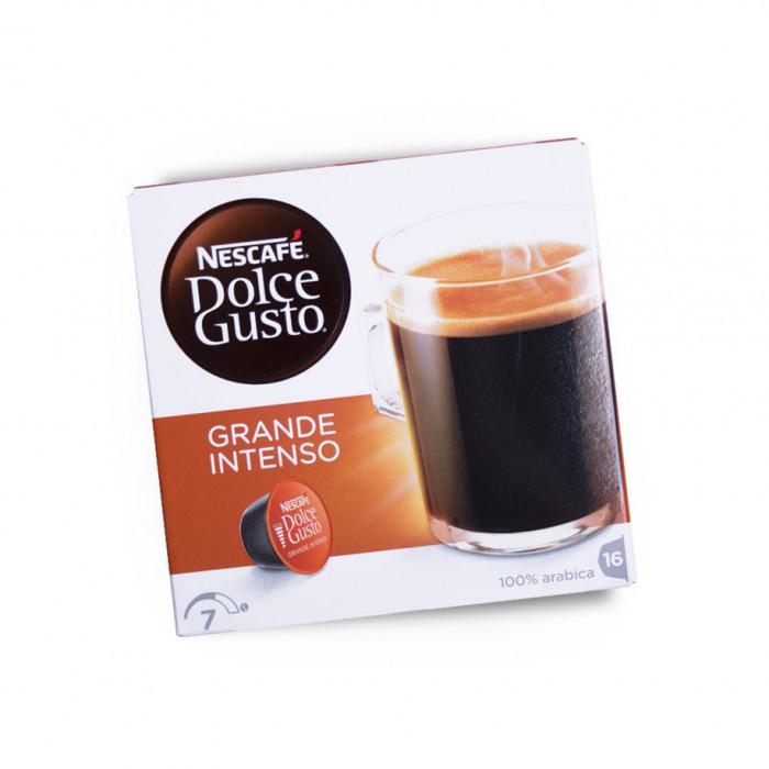 "Kawa w kapsułkach NESCAFÉ Dolce Gusto ""Caffé Grande Intenso"", 16 szt."
